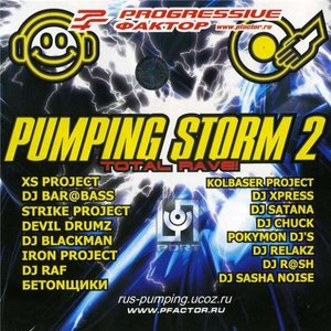 Image for 'Pumping Storm'