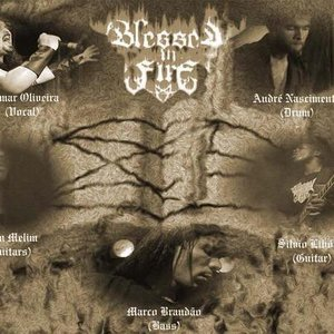 Image for 'Blessed in Fire'