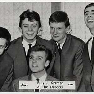 Bild für 'Billy J. Kramer with The Dakotas'