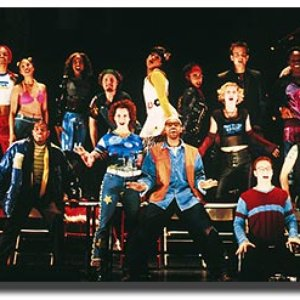 Image for 'The cast of Rent'