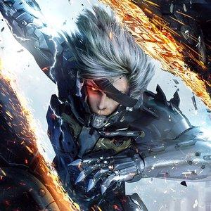 Image for 'Metal Gear Rising:Revengeance OST'