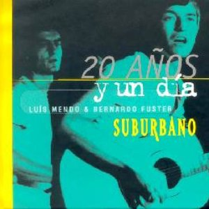 Image for 'Suburbano'