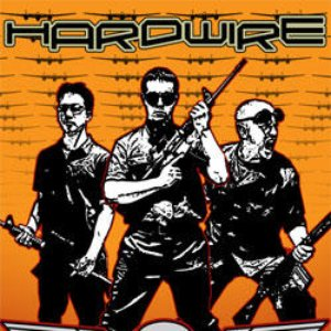 Immagine per 'Hardwire: The Industrial Hardcore Tech'