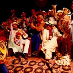 Immagine per 'Tony Hanna & the Yugoslavian Gipsy Brass Band'