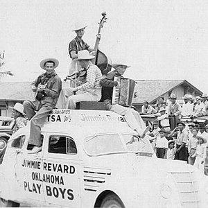 Image for 'Jimmie Revard & His Oklahoma Playboys'