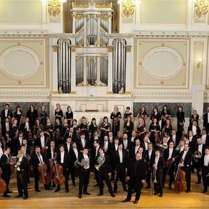 Image for 'St Petersburg Philharmonic Orchestra'