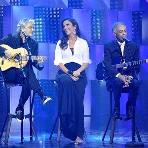 Image for 'Caetano Veloso, Gilberto Gil & Ivete Sangalo'
