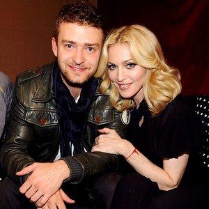Image for 'Madona Ft. Justin Timberlake, Timbaland'