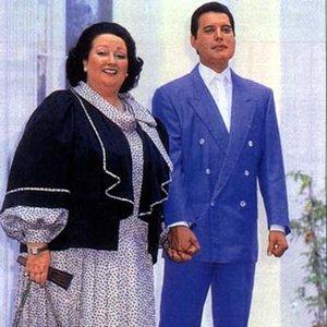 Image for 'Montserrat Caballé;Freddie Mercury'