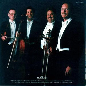 Immagine per 'The Hampton String Quartet'
