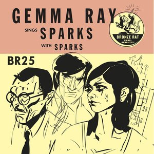 Image for 'Gemma Ray with Sparks'