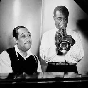Изображение для 'Louis Armstrong & Duke Ellington'