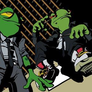 Bild für 'Frogs in Socks'