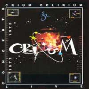 Image for 'Crium Delirium'