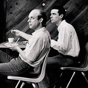 Image for 'Brian Eno & David Byrne'