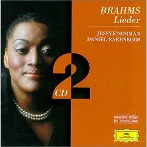 Image for 'Jesssye Norman, Dietrich Fischer-Dieskau, Daniel Barenboim (piano)'