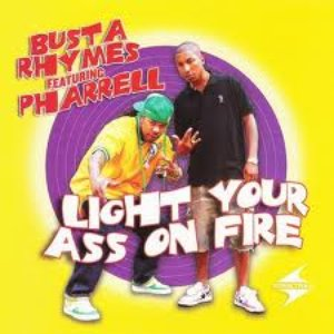 Image for 'Busta Rhymes feat. Pharrell'