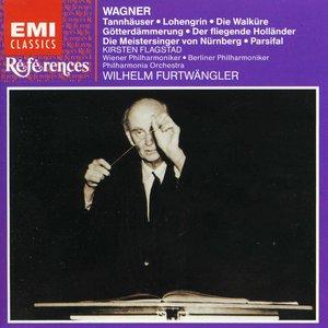 Image for 'Wilhelm Furtwängler: Vienna Philharmonic Orchestra'