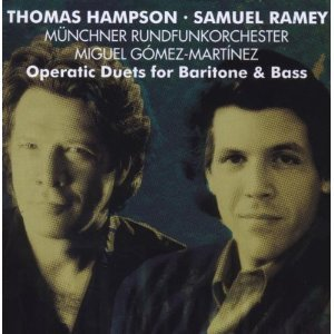 Image for 'Thomas Hampson & Samuel Ramey'