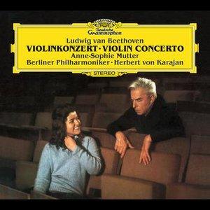 Image for 'Herbert von Karajan - Berliner Philharmoniker - Anne Sophie Mutter'