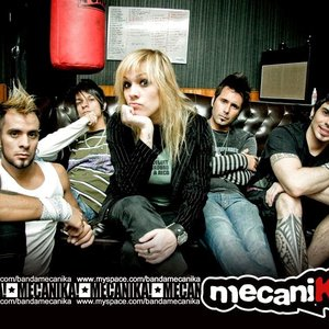 Image for 'Mecanika!'