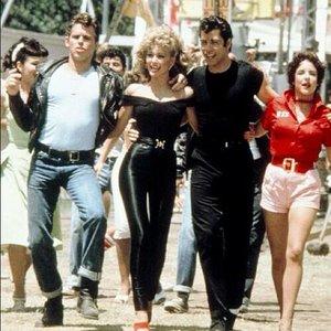 Image for 'Cast; John Travolta; Olivia Newton-John'
