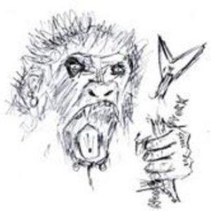 Image pour 'Screaming Gorilla'