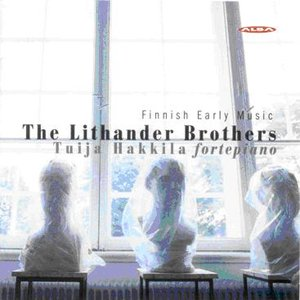 Image for 'Fredrik Lithander'