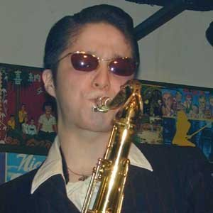 Image for 'HOT SAXY'