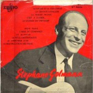 Image for 'Stéphane Golmann'