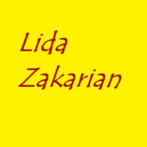 Image for 'Lida Zakarian'