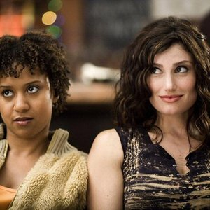 Image for 'Idina Menzel and Tracie Thoms'