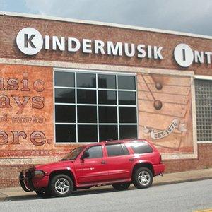 Image pour 'Kindermusik International'