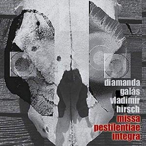 Image for 'Diamanda Galás & Vladimír Hirsch'