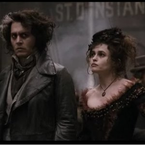 Image for 'Edward Sanders, Johnny Depp & Helena Bonham Carter'
