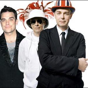 Image for 'Robbie Williams & Pet Shop Boys'