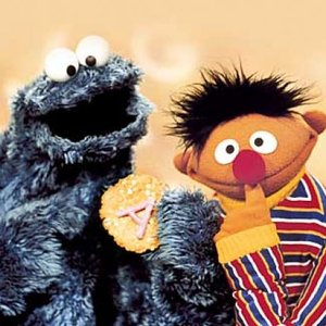 Image for 'Ernie & Cookie Monster'