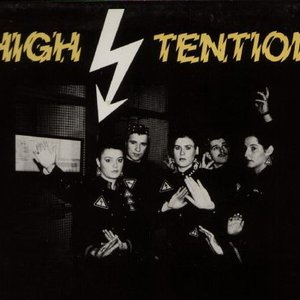 Image for 'High Tention'