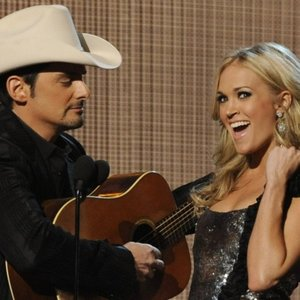 Image for 'Brad Paisley Feat. Carrie Underwood'