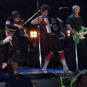 Image for 'U2 with Arcade Fire'