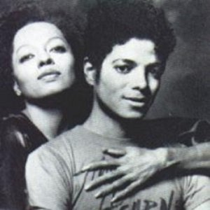 Image for 'Diana Ross & Michael Jackson'
