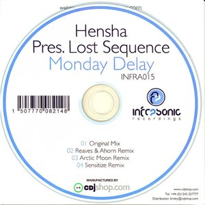 Image for 'Hensha pres. Lost Sequence'
