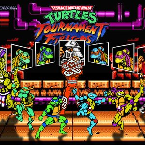 Image for 'TMNT: Tournament Fighters'