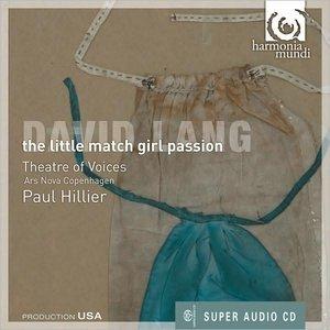 Image pour 'Paul Hillier: Theatre Of Voices'