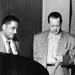 Image for 'lester young - teddy wilson quartet'