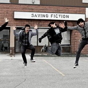 Image for 'Saving Fiction'
