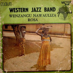 Image for 'Western Jazz Band'