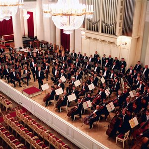 Image for 'St. Petersburg Symphony Orchestra'