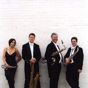 Image for 'Rascher Saxophone Quartet'