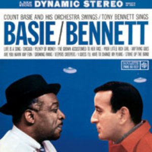 Image for 'Count Basie & Tony Bennett'